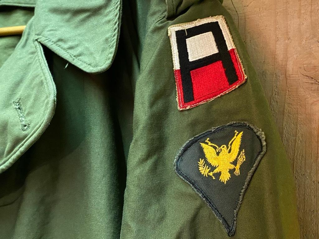 9月23日(水)マグネッツ大阪店冬物Vintage入荷日!! #5 U.S.Army Coat編!! M-43JeepCoat,M-38Mackinaw,M-42Officer&M-50FieldCo_c0078587_16032069.jpg