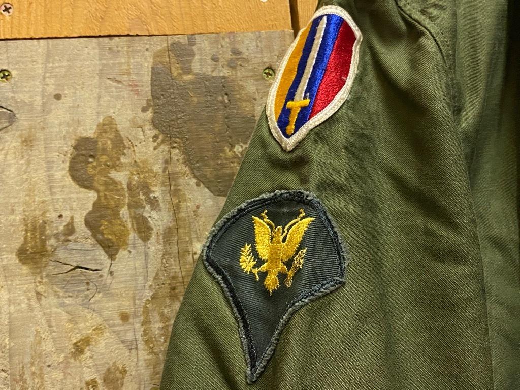 9月23日(水)マグネッツ大阪店冬物Vintage入荷日!! #5 U.S.Army Coat編!! M-43JeepCoat,M-38Mackinaw,M-42Officer&M-50FieldCo_c0078587_16032233.jpg
