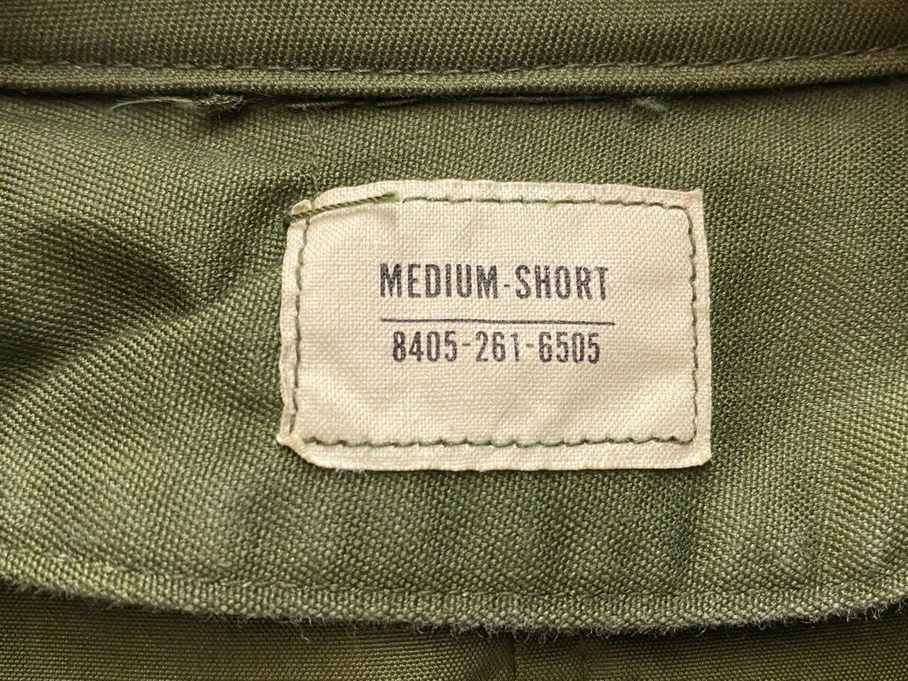 9月23日(水)マグネッツ大阪店冬物Vintage入荷日!! #5 U.S.Army Coat編!! M-43JeepCoat,M-38Mackinaw,M-42Officer&M-50FieldCo_c0078587_16032365.jpg