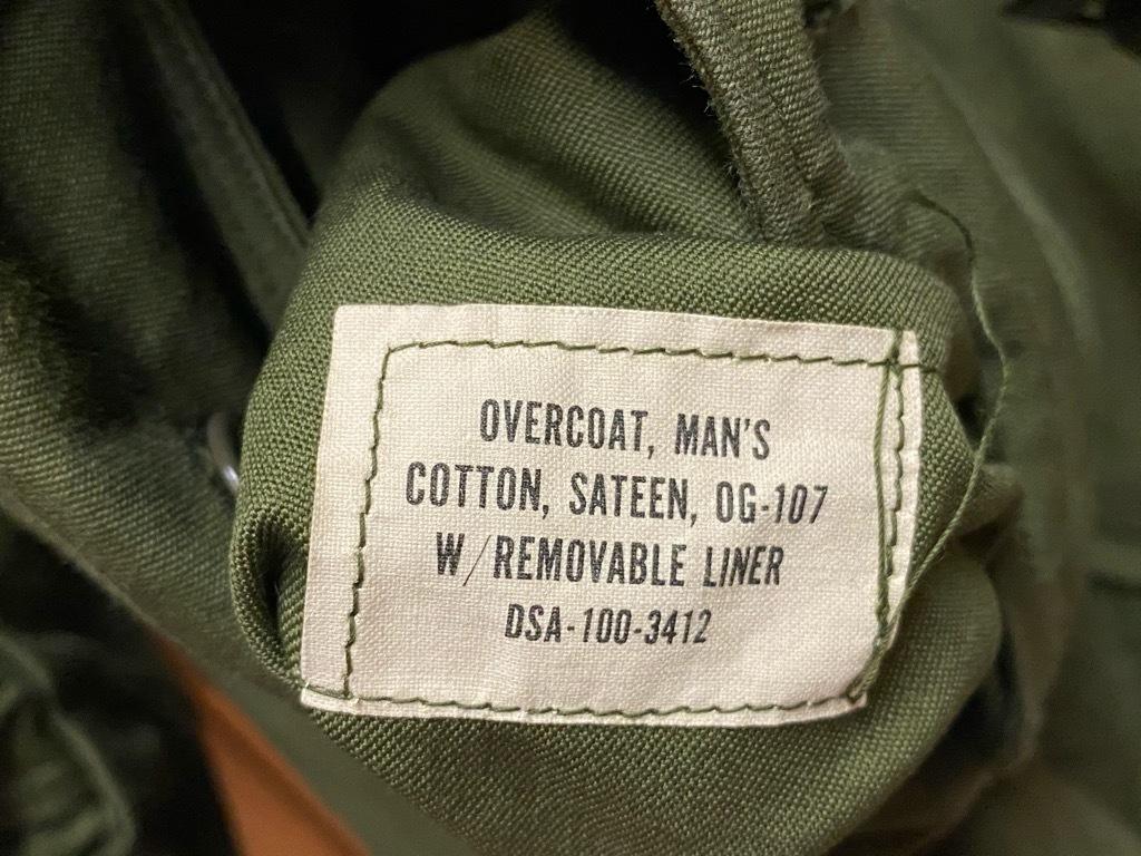 9月23日(水)マグネッツ大阪店冬物Vintage入荷日!! #5 U.S.Army Coat編!! M-43JeepCoat,M-38Mackinaw,M-42Officer&M-50FieldCo_c0078587_16032542.jpg