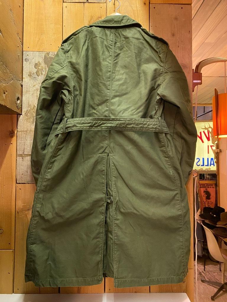 9月23日(水)マグネッツ大阪店冬物Vintage入荷日!! #5 U.S.Army Coat編!! M-43JeepCoat,M-38Mackinaw,M-42Officer&M-50FieldCo_c0078587_16032768.jpg