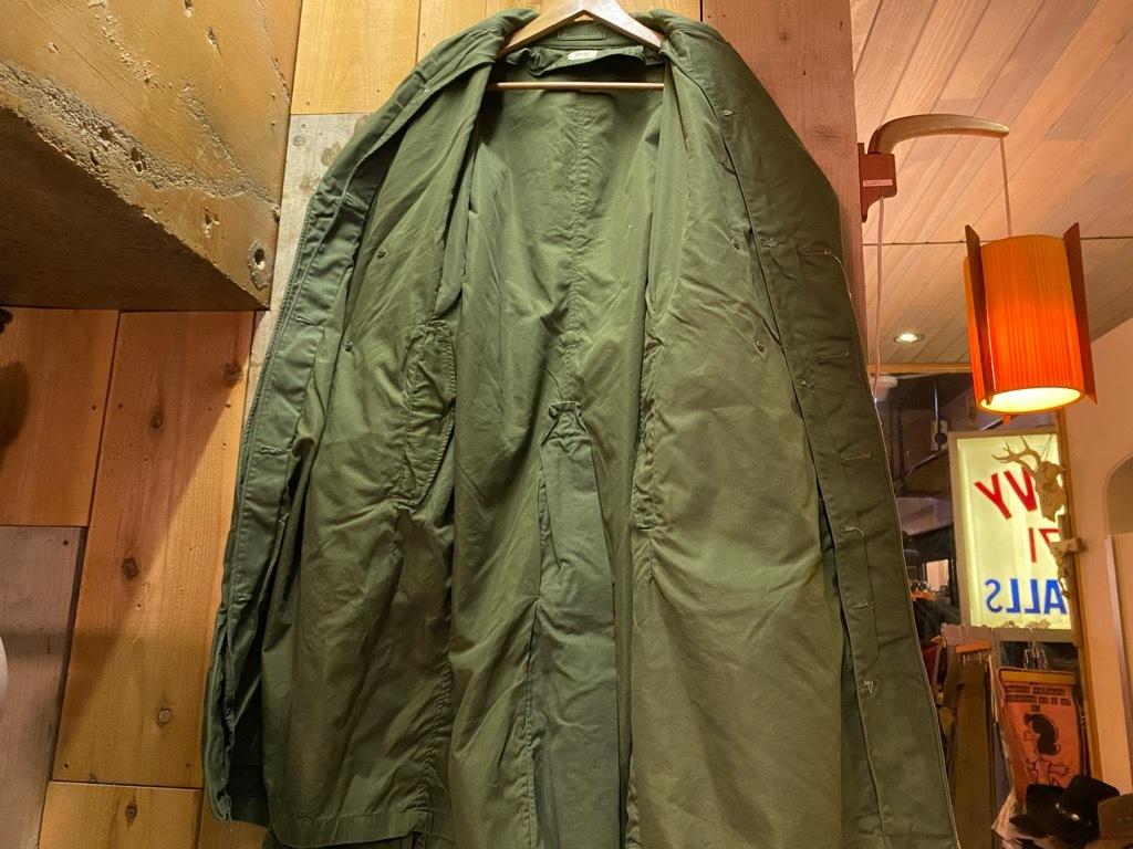 9月23日(水)マグネッツ大阪店冬物Vintage入荷日!! #5 U.S.Army Coat編!! M-43JeepCoat,M-38Mackinaw,M-42Officer&M-50FieldCo_c0078587_16033092.jpg