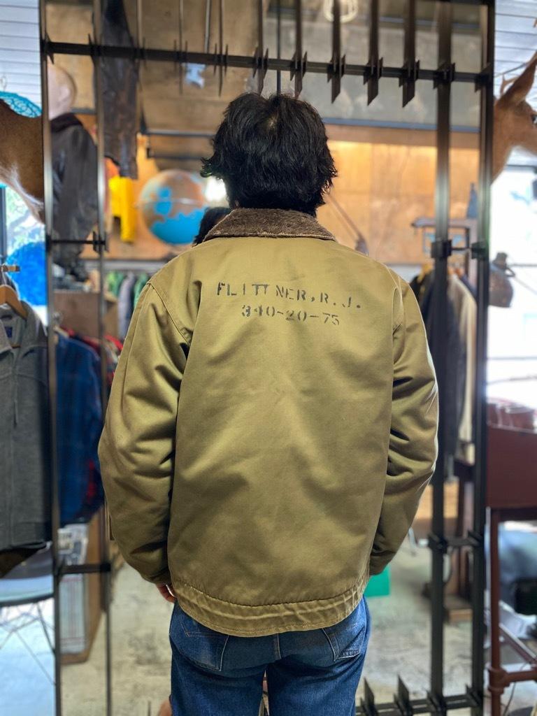 9月23日(水)マグネッツ大阪店冬物Vintage入荷日!! #6 U.S.Navy編!! N-1Deck,N-2Parka,DeckPants&10-ButtonP-Coat!!_c0078587_18174033.jpg