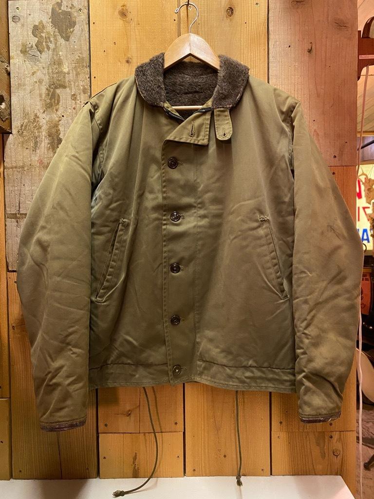 9月23日(水)マグネッツ大阪店冬物Vintage入荷日!! #6 U.S.Navy編!! N-1Deck,N-2Parka,DeckPants&10-ButtonP-Coat!!_c0078587_18174988.jpg