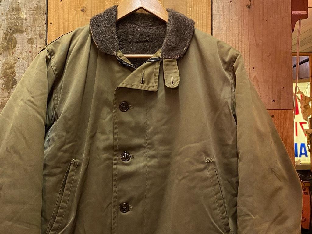 9月23日(水)マグネッツ大阪店冬物Vintage入荷日!! #6 U.S.Navy編!! N-1Deck,N-2Parka,DeckPants&10-ButtonP-Coat!!_c0078587_18175011.jpg
