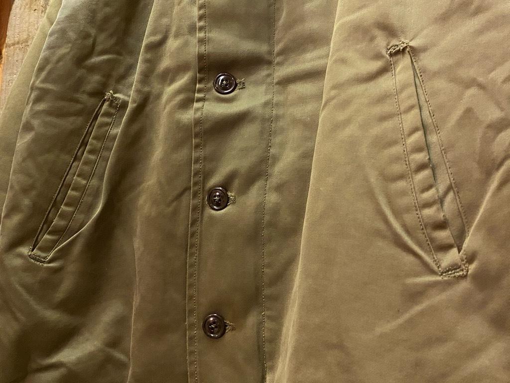 9月23日(水)マグネッツ大阪店冬物Vintage入荷日!! #6 U.S.Navy編!! N-1Deck,N-2Parka,DeckPants&10-ButtonP-Coat!!_c0078587_18175999.jpg