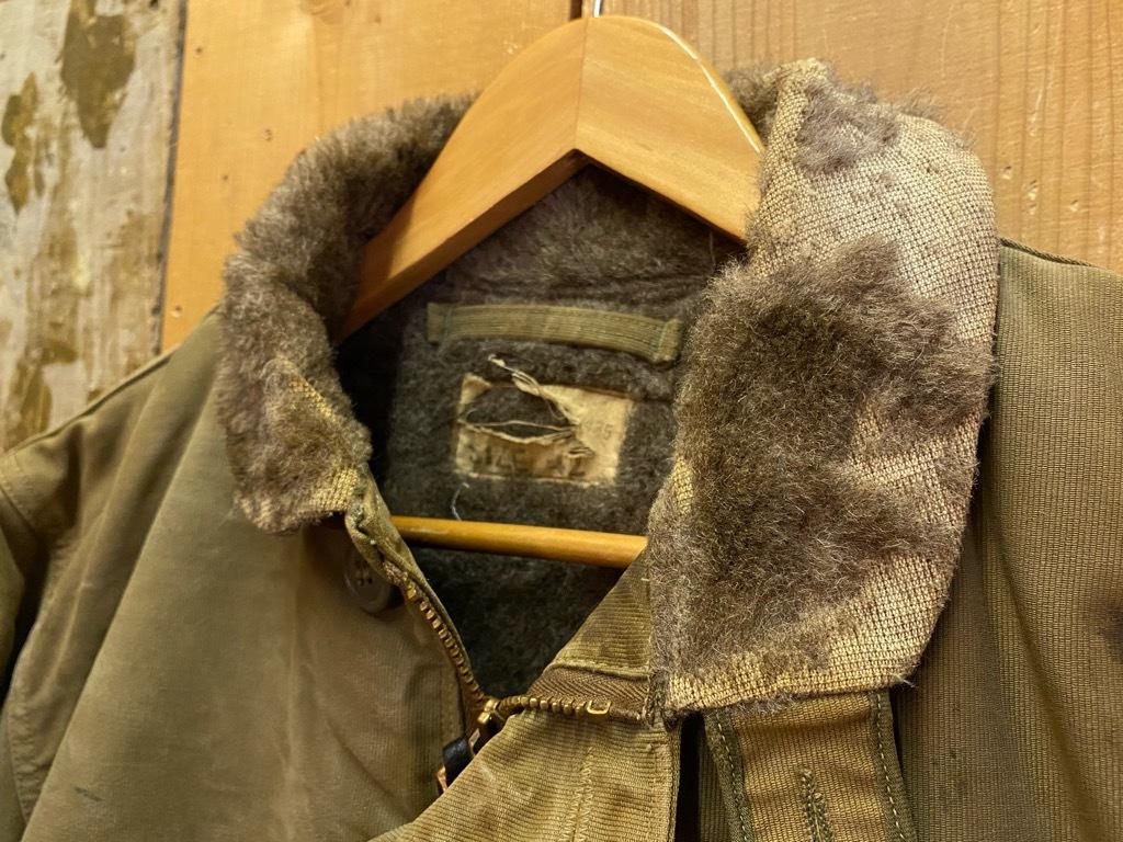 9月23日(水)マグネッツ大阪店冬物Vintage入荷日!! #6 U.S.Navy編!! N-1Deck,N-2Parka,DeckPants&10-ButtonP-Coat!!_c0078587_18203148.jpg
