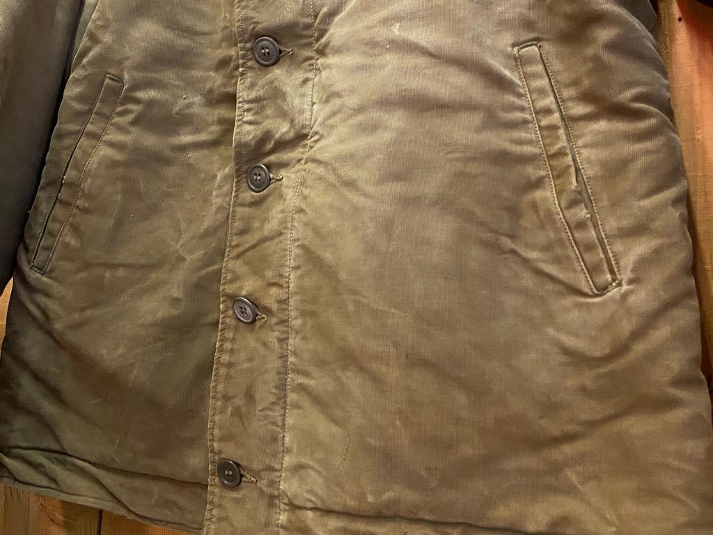 9月23日(水)マグネッツ大阪店冬物Vintage入荷日!! #6 U.S.Navy編!! N-1Deck,N-2Parka,DeckPants&10-ButtonP-Coat!!_c0078587_18203656.jpg