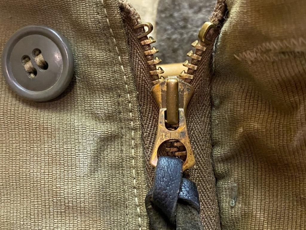 9月23日(水)マグネッツ大阪店冬物Vintage入荷日!! #6 U.S.Navy編!! N-1Deck,N-2Parka,DeckPants&10-ButtonP-Coat!!_c0078587_18203840.jpg