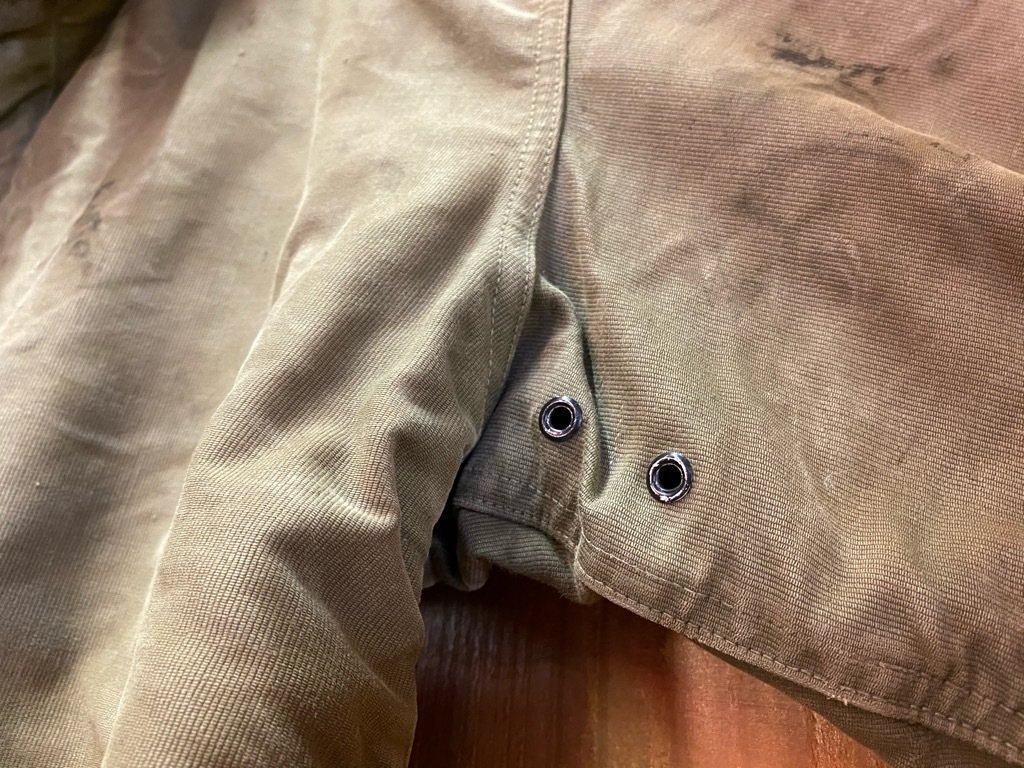 9月23日(水)マグネッツ大阪店冬物Vintage入荷日!! #6 U.S.Navy編!! N-1Deck,N-2Parka,DeckPants&10-ButtonP-Coat!!_c0078587_18204368.jpg