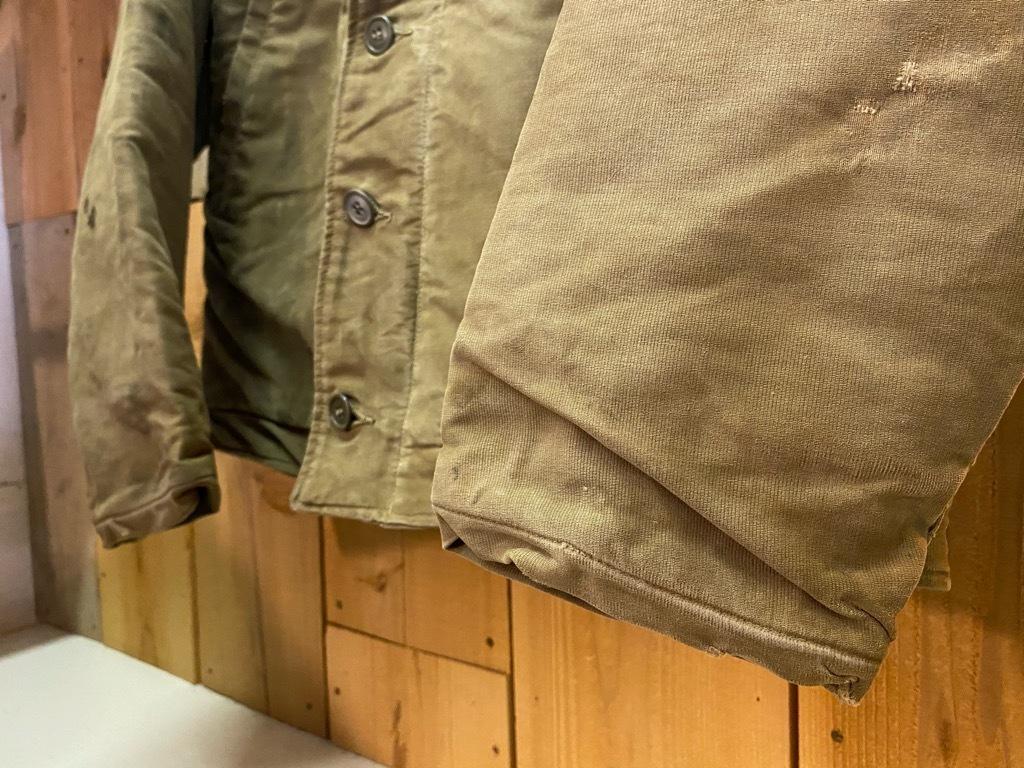 9月23日(水)マグネッツ大阪店冬物Vintage入荷日!! #6 U.S.Navy編!! N-1Deck,N-2Parka,DeckPants&10-ButtonP-Coat!!_c0078587_18204505.jpg
