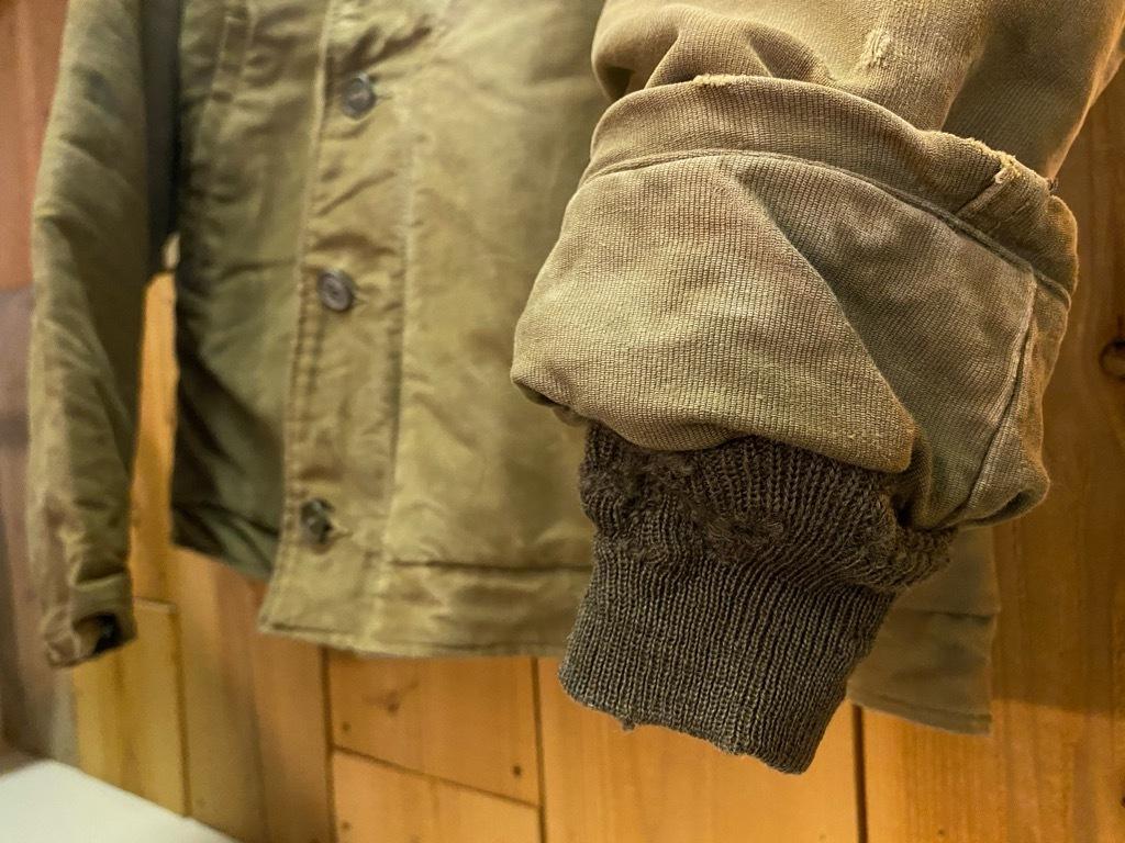 9月23日(水)マグネッツ大阪店冬物Vintage入荷日!! #6 U.S.Navy編!! N-1Deck,N-2Parka,DeckPants&10-ButtonP-Coat!!_c0078587_18204648.jpg