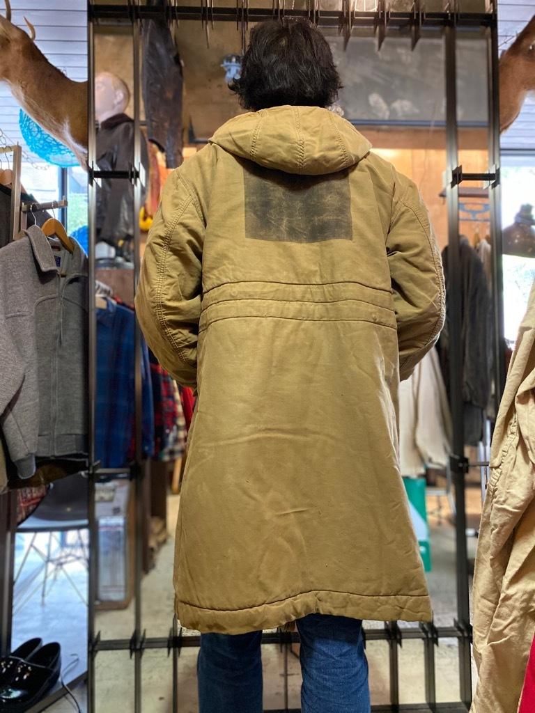 9月23日(水)マグネッツ大阪店冬物Vintage入荷日!! #6 U.S.Navy編!! N-1Deck,N-2Parka,DeckPants&10-ButtonP-Coat!!_c0078587_18221981.jpg