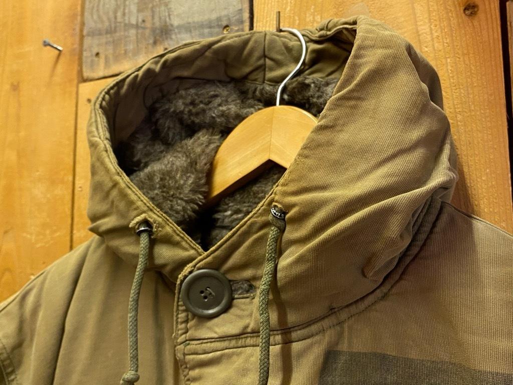 9月23日(水)マグネッツ大阪店冬物Vintage入荷日!! #6 U.S.Navy編!! N-1Deck,N-2Parka,DeckPants&10-ButtonP-Coat!!_c0078587_18222468.jpg