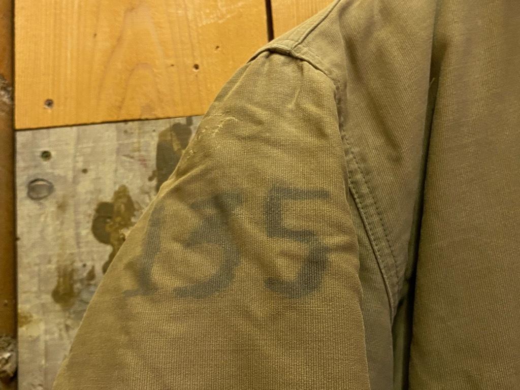 9月23日(水)マグネッツ大阪店冬物Vintage入荷日!! #6 U.S.Navy編!! N-1Deck,N-2Parka,DeckPants&10-ButtonP-Coat!!_c0078587_18222619.jpg