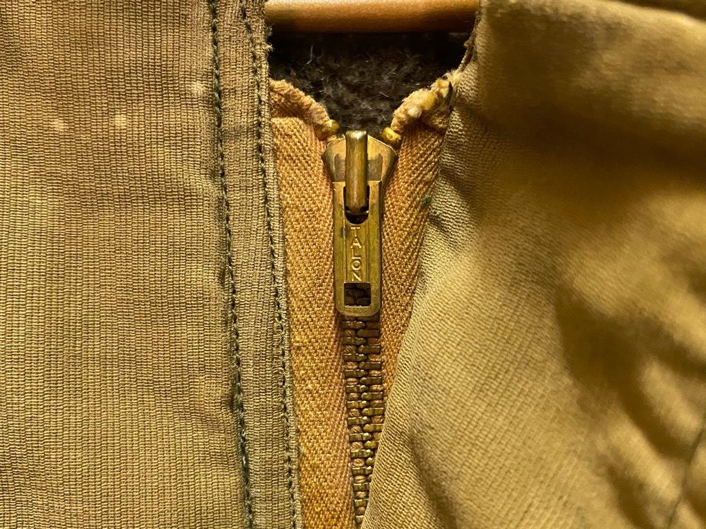 9月23日(水)マグネッツ大阪店冬物Vintage入荷日!! #6 U.S.Navy編!! N-1Deck,N-2Parka,DeckPants&10-ButtonP-Coat!!_c0078587_18222901.jpg