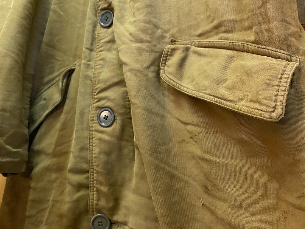 9月23日(水)マグネッツ大阪店冬物Vintage入荷日!! #6 U.S.Navy編!! N-1Deck,N-2Parka,DeckPants&10-ButtonP-Coat!!_c0078587_18223244.jpg