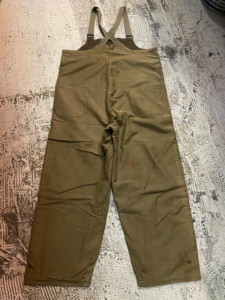 9月23日(水)マグネッツ大阪店冬物Vintage入荷日!! #6 U.S.Navy編!! N-1Deck,N-2Parka,DeckPants&10-ButtonP-Coat!!_c0078587_18265046.jpg