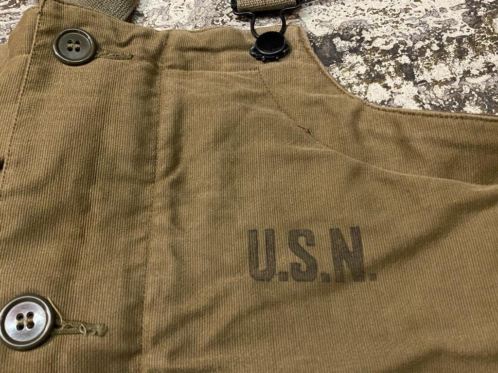 9月23日(水)マグネッツ大阪店冬物Vintage入荷日!! #6 U.S.Navy編!! N-1Deck,N-2Parka,DeckPants&10-ButtonP-Coat!!_c0078587_18265482.jpg
