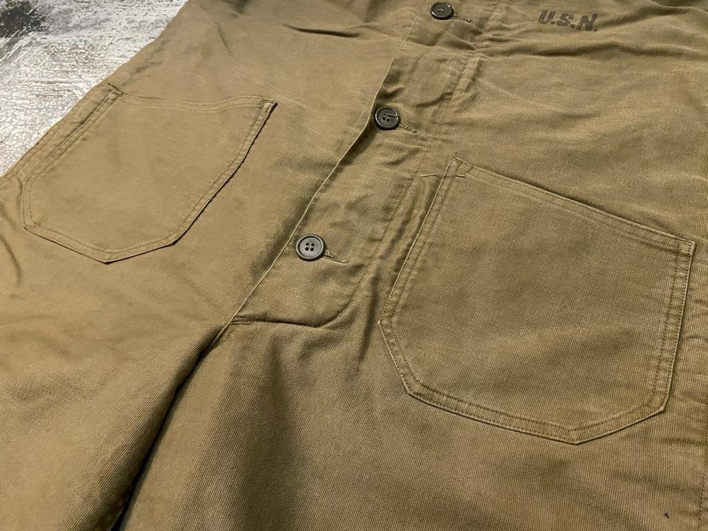 9月23日(水)マグネッツ大阪店冬物Vintage入荷日!! #6 U.S.Navy編!! N-1Deck,N-2Parka,DeckPants&10-ButtonP-Coat!!_c0078587_18265673.jpg