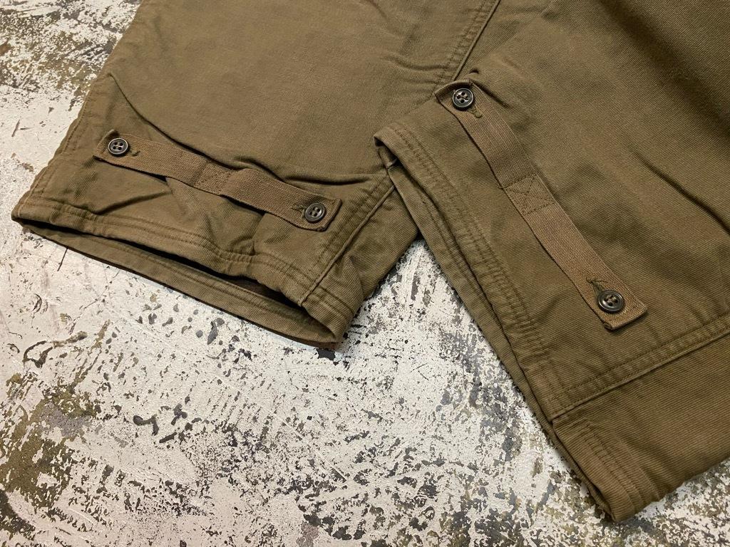 9月23日(水)マグネッツ大阪店冬物Vintage入荷日!! #6 U.S.Navy編!! N-1Deck,N-2Parka,DeckPants&10-ButtonP-Coat!!_c0078587_18265743.jpg