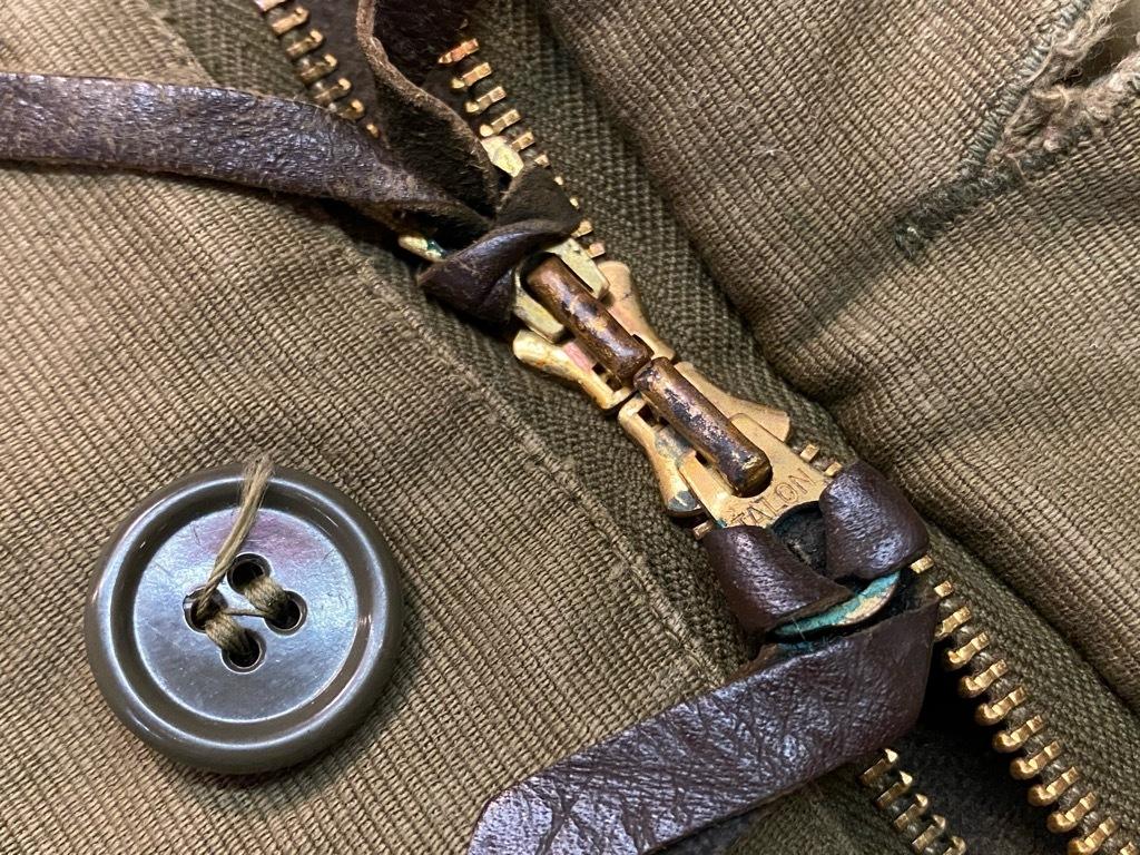 9月23日(水)マグネッツ大阪店冬物Vintage入荷日!! #6 U.S.Navy編!! N-1Deck,N-2Parka,DeckPants&10-ButtonP-Coat!!_c0078587_18265965.jpg