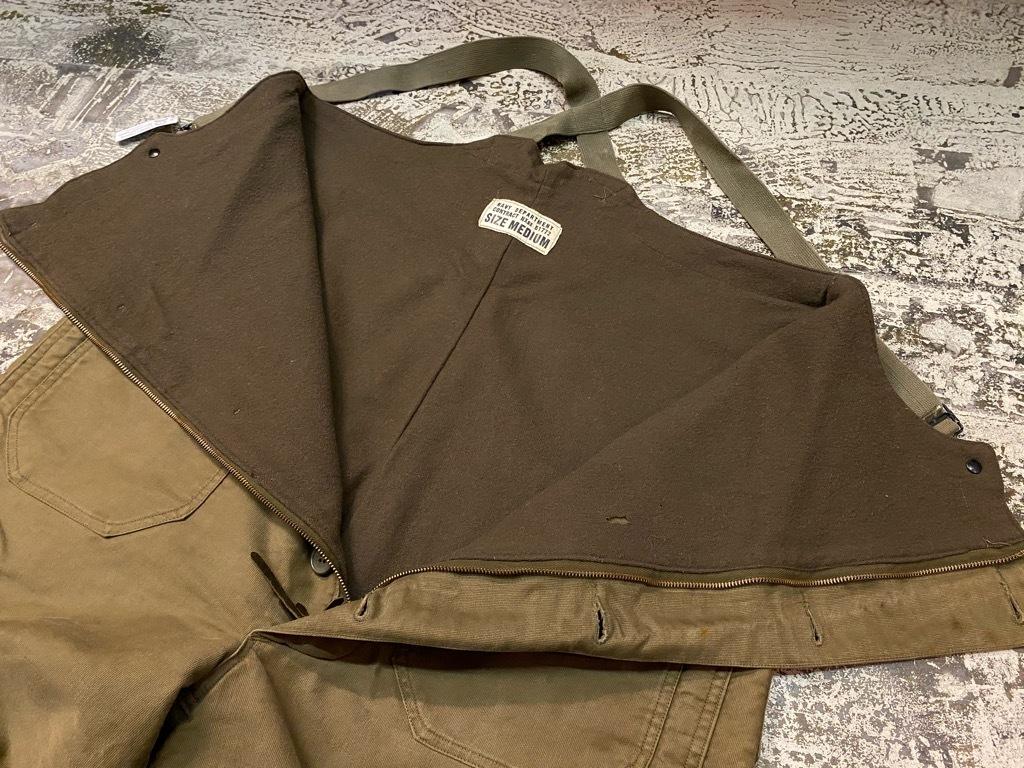 9月23日(水)マグネッツ大阪店冬物Vintage入荷日!! #6 U.S.Navy編!! N-1Deck,N-2Parka,DeckPants&10-ButtonP-Coat!!_c0078587_18270090.jpg
