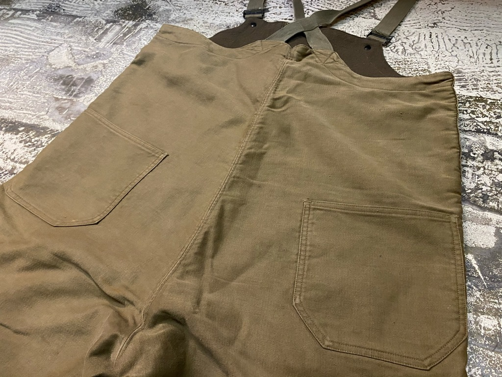 9月23日(水)マグネッツ大阪店冬物Vintage入荷日!! #6 U.S.Navy編!! N-1Deck,N-2Parka,DeckPants&10-ButtonP-Coat!!_c0078587_18270305.jpg