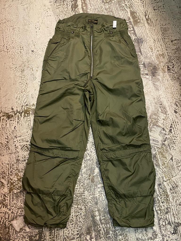 9月23日(水)マグネッツ大阪店冬物Vintage入荷日!! #6 U.S.Navy編!! N-1Deck,N-2Parka,DeckPants&10-ButtonP-Coat!!_c0078587_18293234.jpg