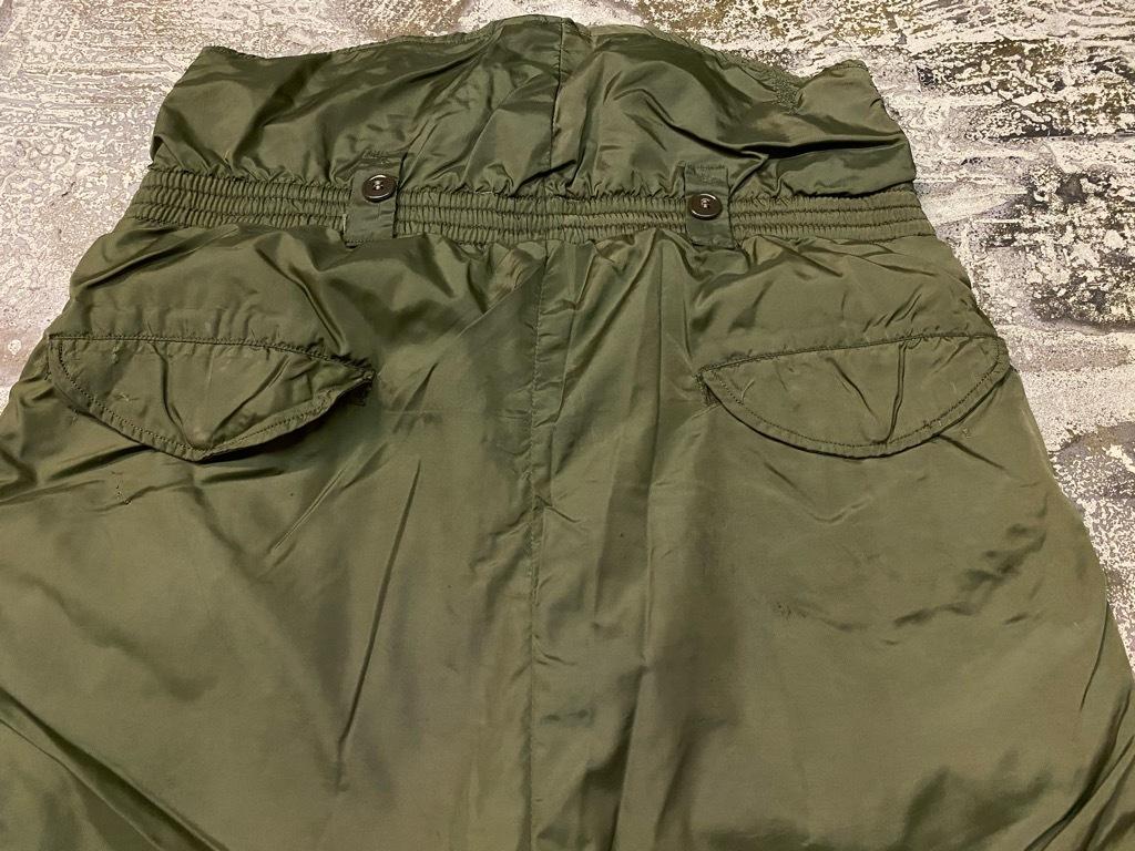 9月23日(水)マグネッツ大阪店冬物Vintage入荷日!! #6 U.S.Navy編!! N-1Deck,N-2Parka,DeckPants&10-ButtonP-Coat!!_c0078587_18295368.jpg