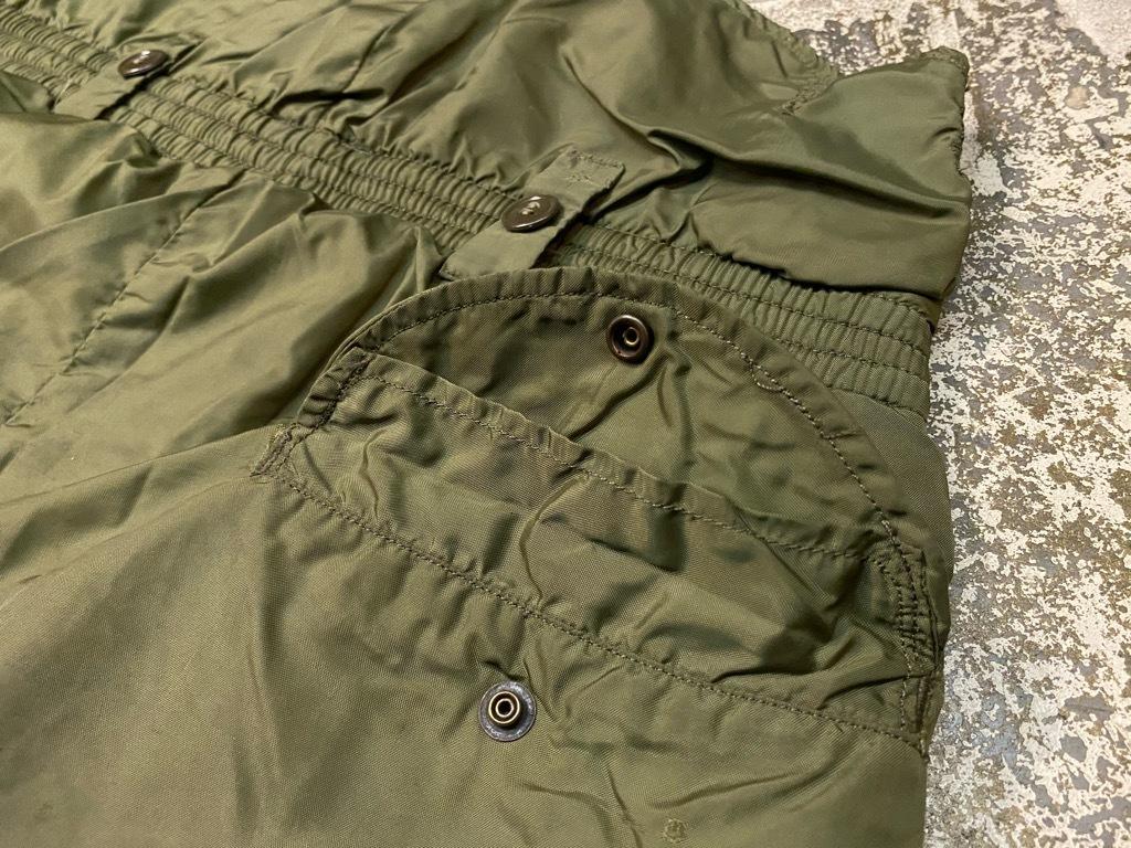 9月23日(水)マグネッツ大阪店冬物Vintage入荷日!! #6 U.S.Navy編!! N-1Deck,N-2Parka,DeckPants&10-ButtonP-Coat!!_c0078587_18295571.jpg