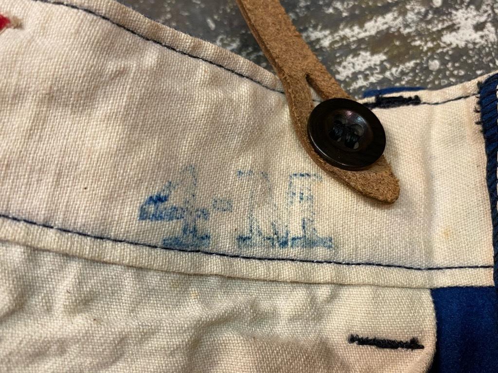 9月23日(水)マグネッツ大阪店冬物Vintage入荷日!! #6 U.S.Navy編!! N-1Deck,N-2Parka,DeckPants&10-ButtonP-Coat!!_c0078587_18325709.jpg