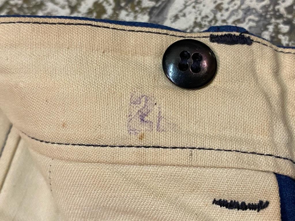 9月23日(水)マグネッツ大阪店冬物Vintage入荷日!! #6 U.S.Navy編!! N-1Deck,N-2Parka,DeckPants&10-ButtonP-Coat!!_c0078587_18351604.jpg