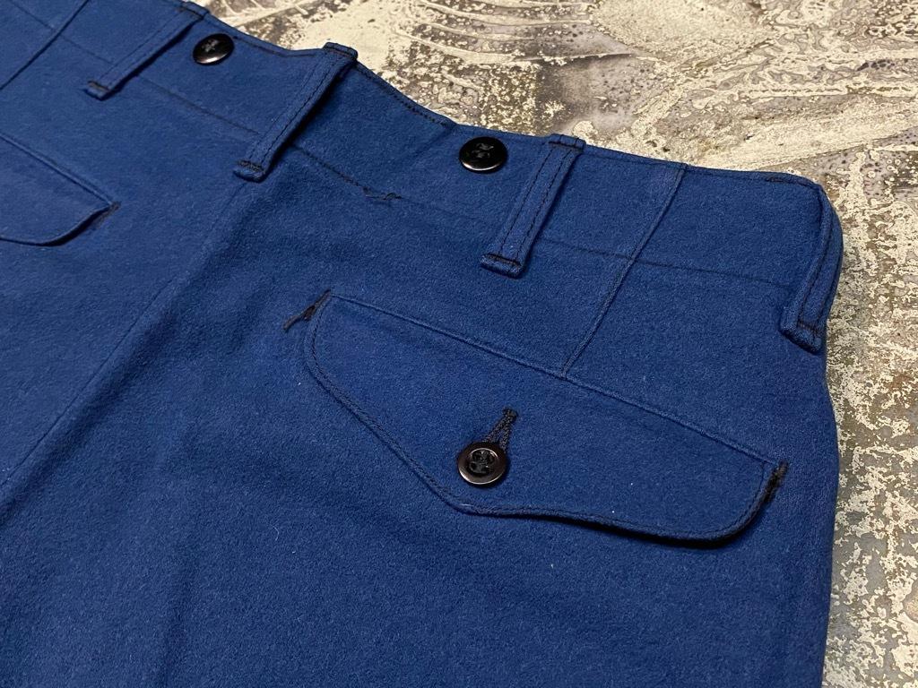 9月23日(水)マグネッツ大阪店冬物Vintage入荷日!! #6 U.S.Navy編!! N-1Deck,N-2Parka,DeckPants&10-ButtonP-Coat!!_c0078587_18352357.jpg