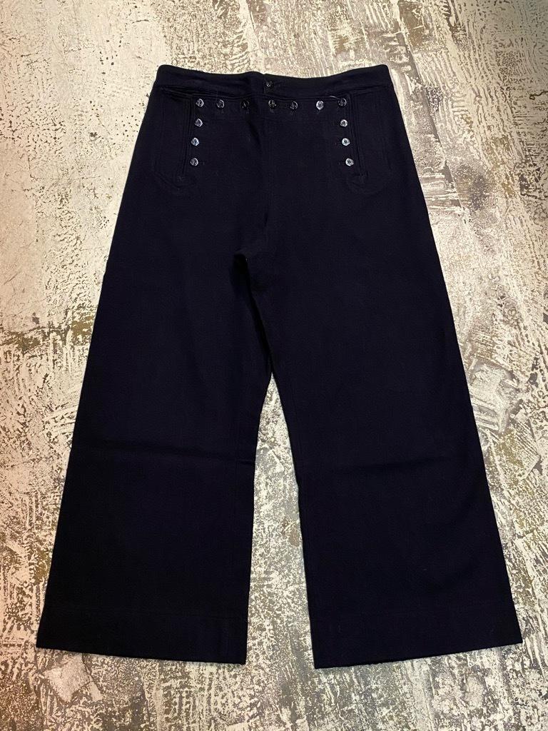 9月23日(水)マグネッツ大阪店冬物Vintage入荷日!! #6 U.S.Navy編!! N-1Deck,N-2Parka,DeckPants&10-ButtonP-Coat!!_c0078587_18360623.jpg