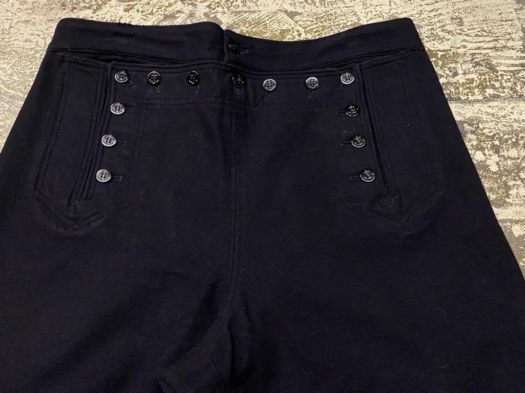 9月23日(水)マグネッツ大阪店冬物Vintage入荷日!! #6 U.S.Navy編!! N-1Deck,N-2Parka,DeckPants&10-ButtonP-Coat!!_c0078587_18361118.jpg