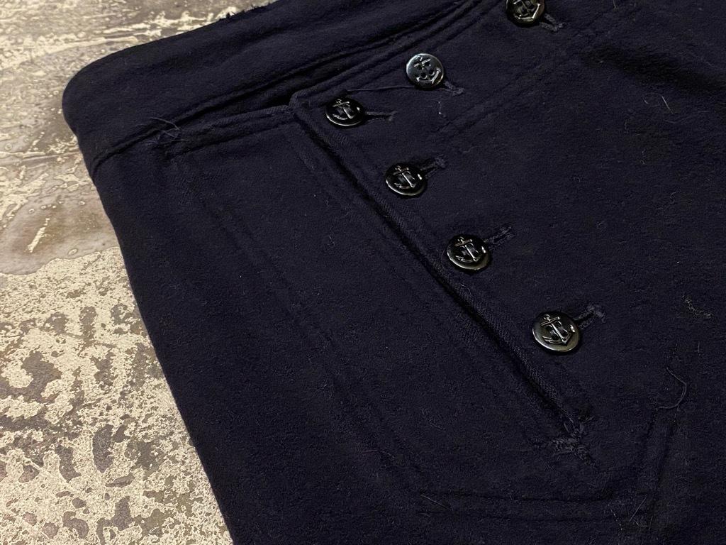 9月23日(水)マグネッツ大阪店冬物Vintage入荷日!! #6 U.S.Navy編!! N-1Deck,N-2Parka,DeckPants&10-ButtonP-Coat!!_c0078587_18361367.jpg