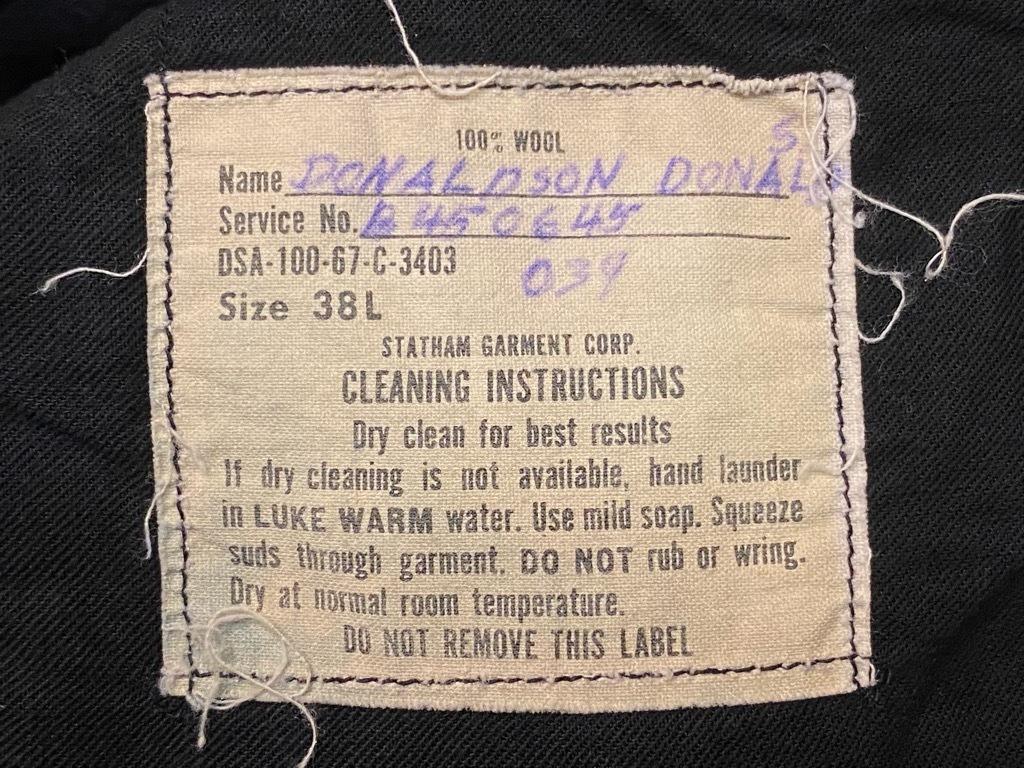 9月23日(水)マグネッツ大阪店冬物Vintage入荷日!! #6 U.S.Navy編!! N-1Deck,N-2Parka,DeckPants&10-ButtonP-Coat!!_c0078587_18362140.jpg