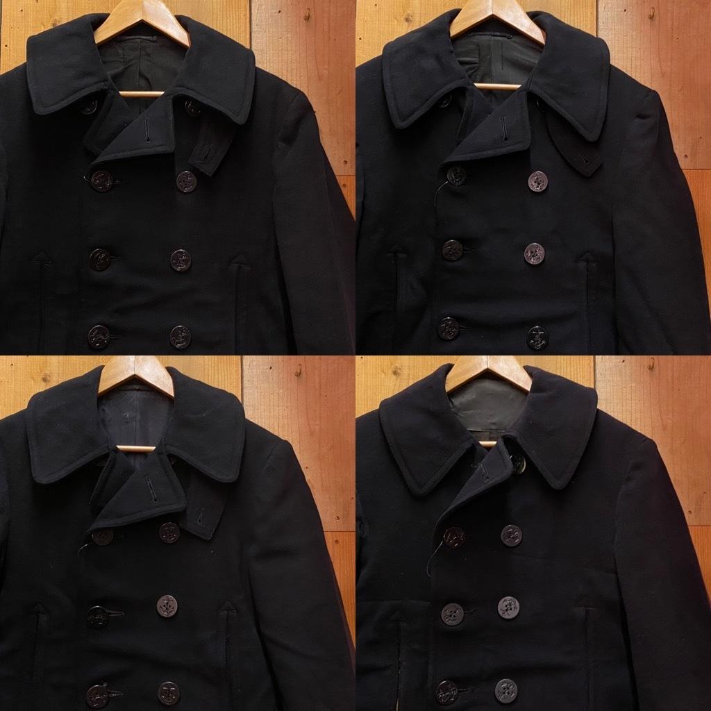 9月23日(水)マグネッツ大阪店冬物Vintage入荷日!! #6 U.S.Navy編!! N-1Deck,N-2Parka,DeckPants&10-ButtonP-Coat!!_c0078587_18425570.jpg