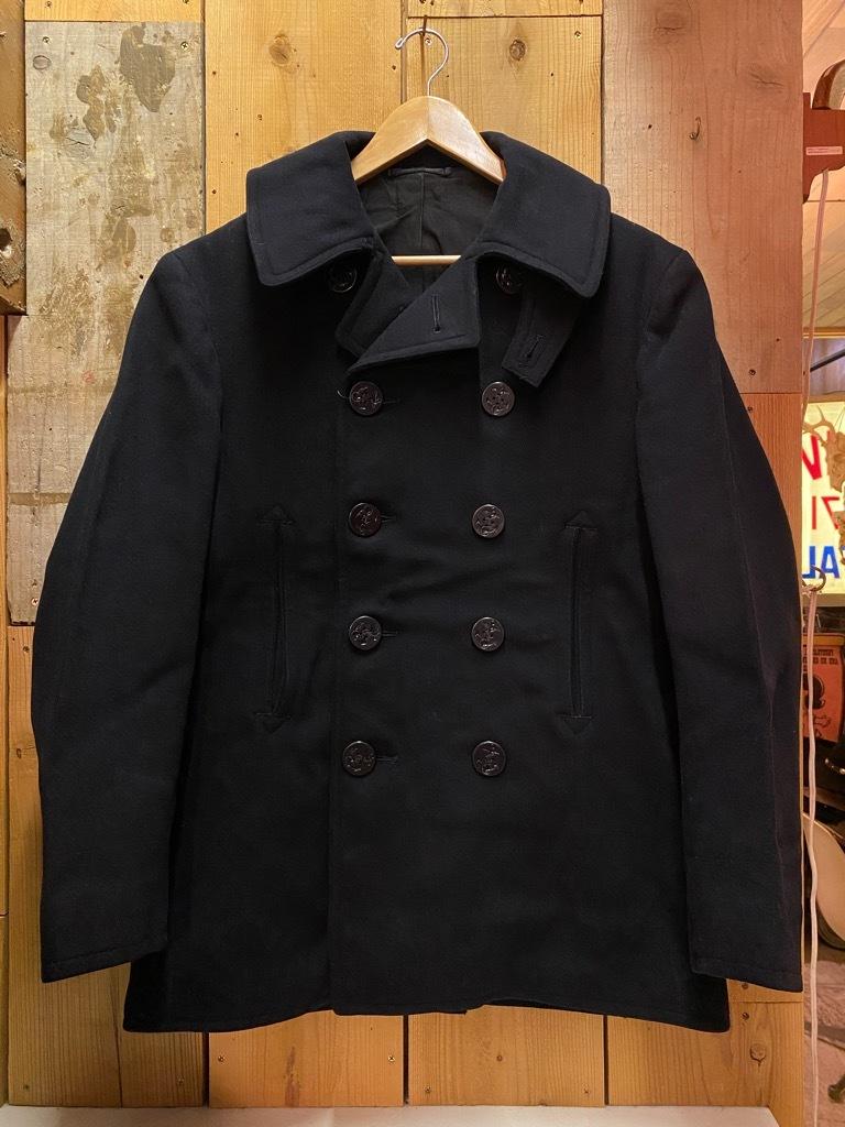 9月23日(水)マグネッツ大阪店冬物Vintage入荷日!! #6 U.S.Navy編!! N-1Deck,N-2Parka,DeckPants&10-ButtonP-Coat!!_c0078587_18430088.jpg