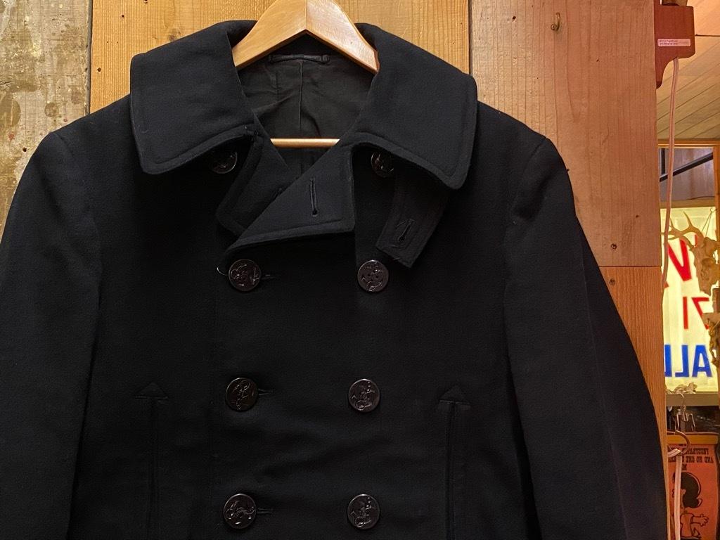 9月23日(水)マグネッツ大阪店冬物Vintage入荷日!! #6 U.S.Navy編!! N-1Deck,N-2Parka,DeckPants&10-ButtonP-Coat!!_c0078587_18430255.jpg