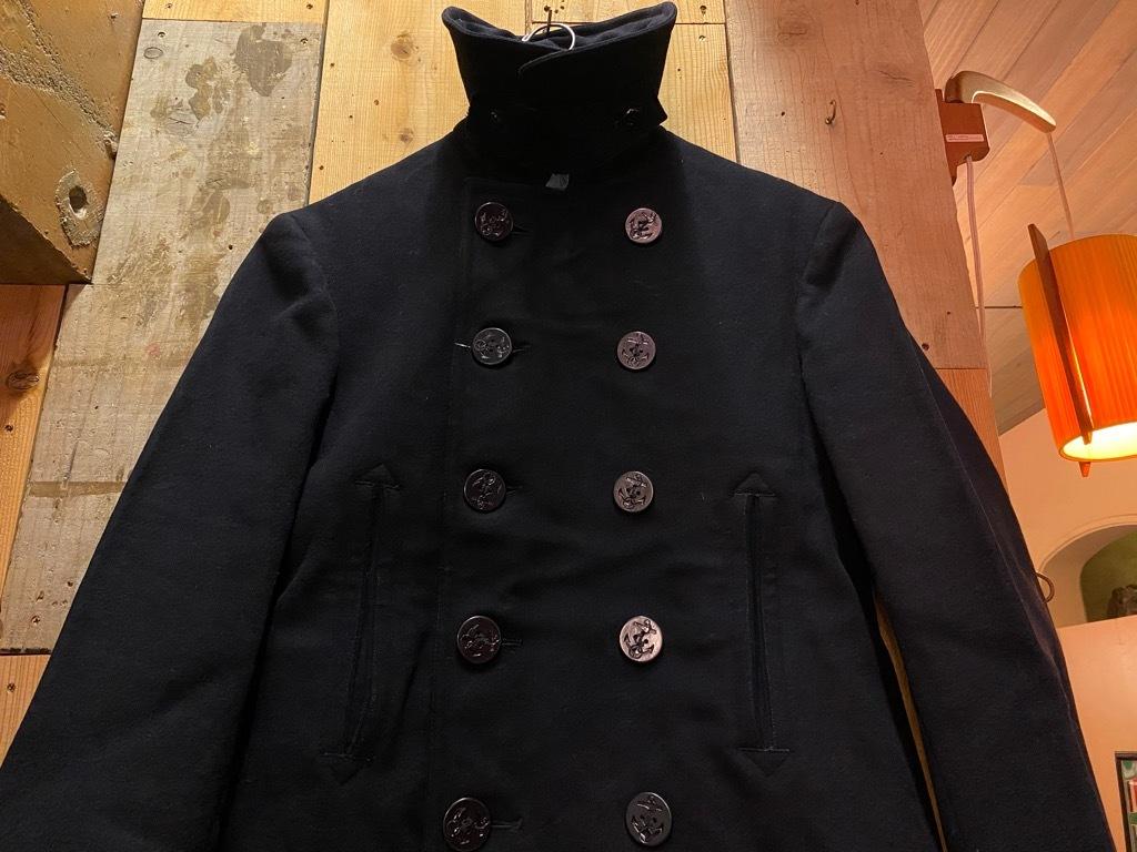 9月23日(水)マグネッツ大阪店冬物Vintage入荷日!! #6 U.S.Navy編!! N-1Deck,N-2Parka,DeckPants&10-ButtonP-Coat!!_c0078587_18430344.jpg