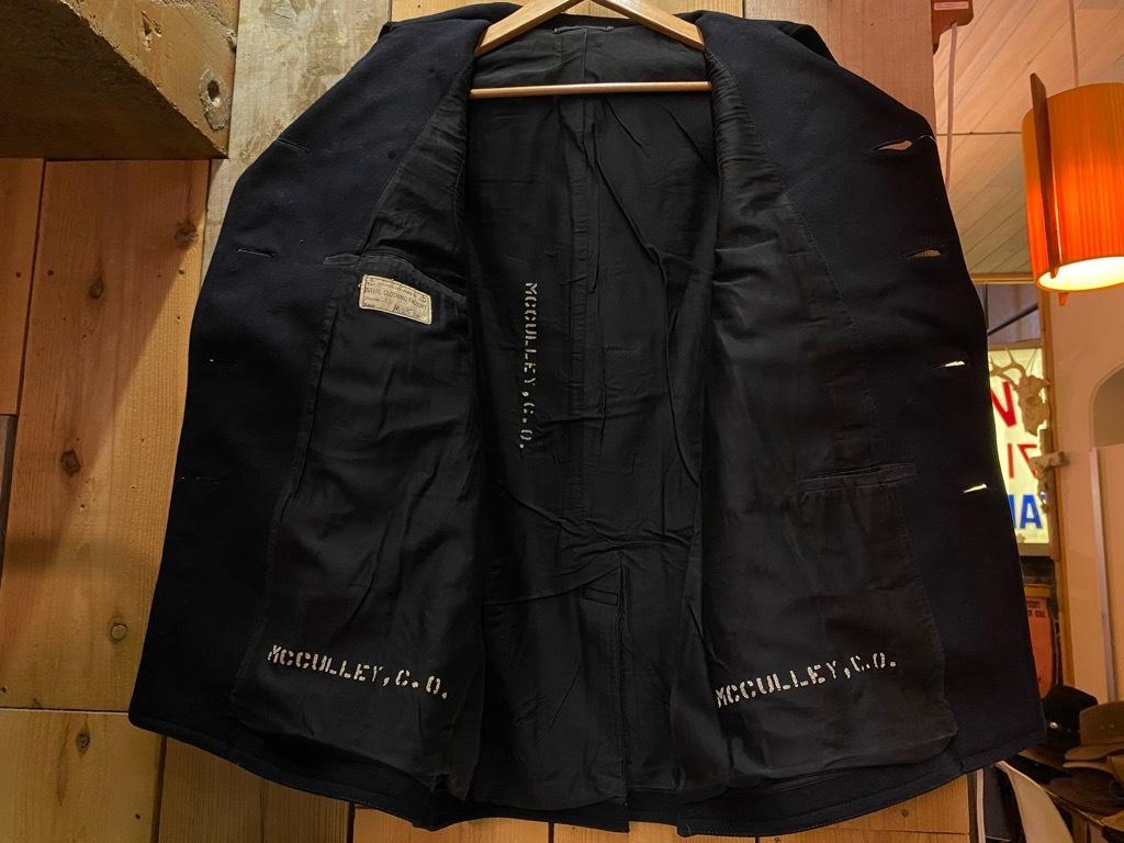 9月23日(水)マグネッツ大阪店冬物Vintage入荷日!! #6 U.S.Navy編!! N-1Deck,N-2Parka,DeckPants&10-ButtonP-Coat!!_c0078587_18430427.jpg