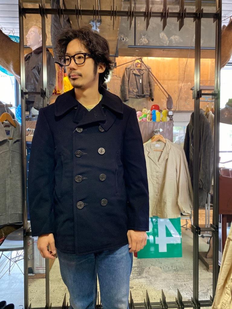 9月23日(水)マグネッツ大阪店冬物Vintage入荷日!! #6 U.S.Navy編!! N-1Deck,N-2Parka,DeckPants&10-ButtonP-Coat!!_c0078587_18433145.jpg
