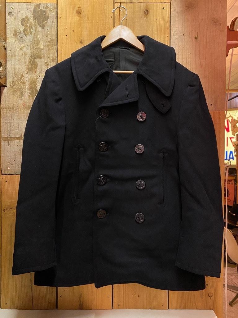 9月23日(水)マグネッツ大阪店冬物Vintage入荷日!! #6 U.S.Navy編!! N-1Deck,N-2Parka,DeckPants&10-ButtonP-Coat!!_c0078587_18444137.jpg