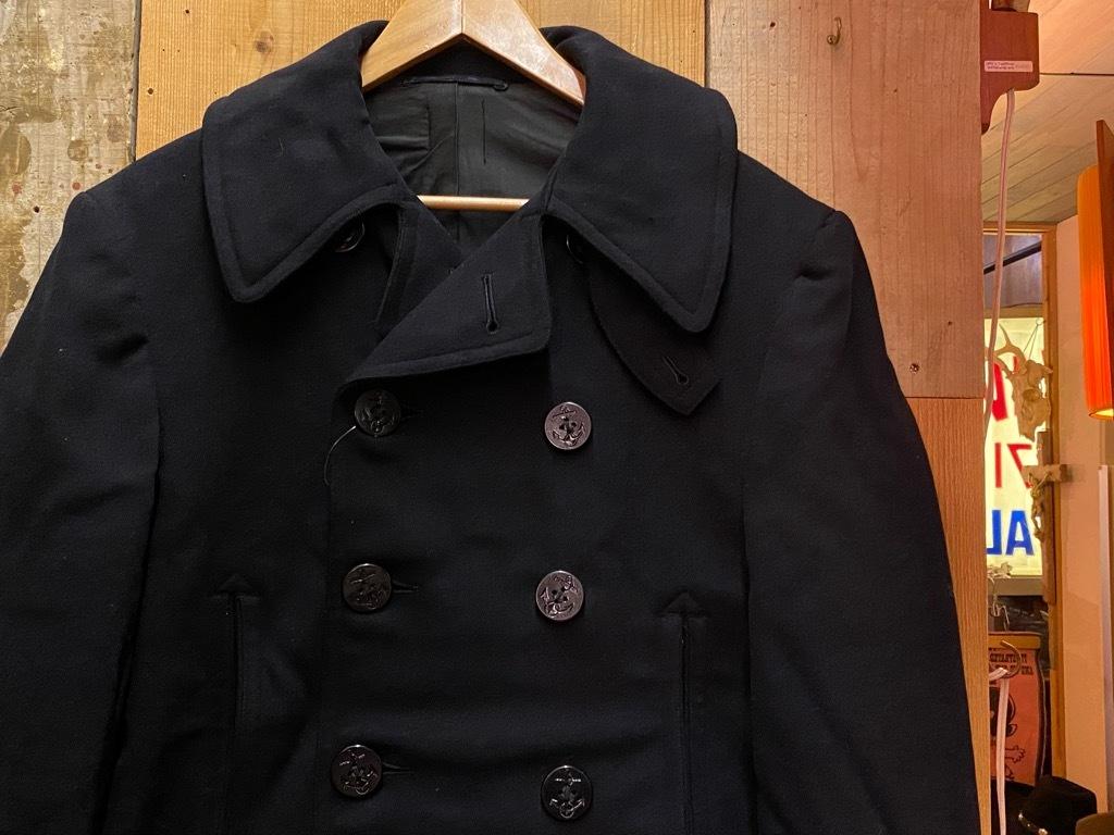 9月23日(水)マグネッツ大阪店冬物Vintage入荷日!! #6 U.S.Navy編!! N-1Deck,N-2Parka,DeckPants&10-ButtonP-Coat!!_c0078587_18444332.jpg