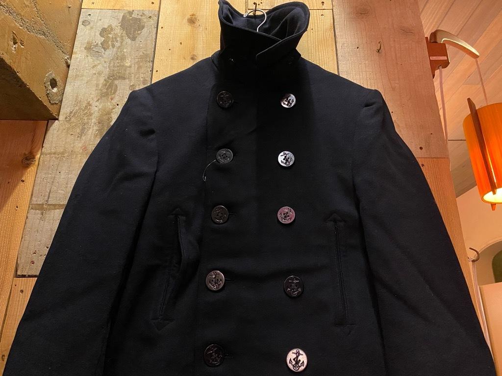 9月23日(水)マグネッツ大阪店冬物Vintage入荷日!! #6 U.S.Navy編!! N-1Deck,N-2Parka,DeckPants&10-ButtonP-Coat!!_c0078587_18444439.jpg
