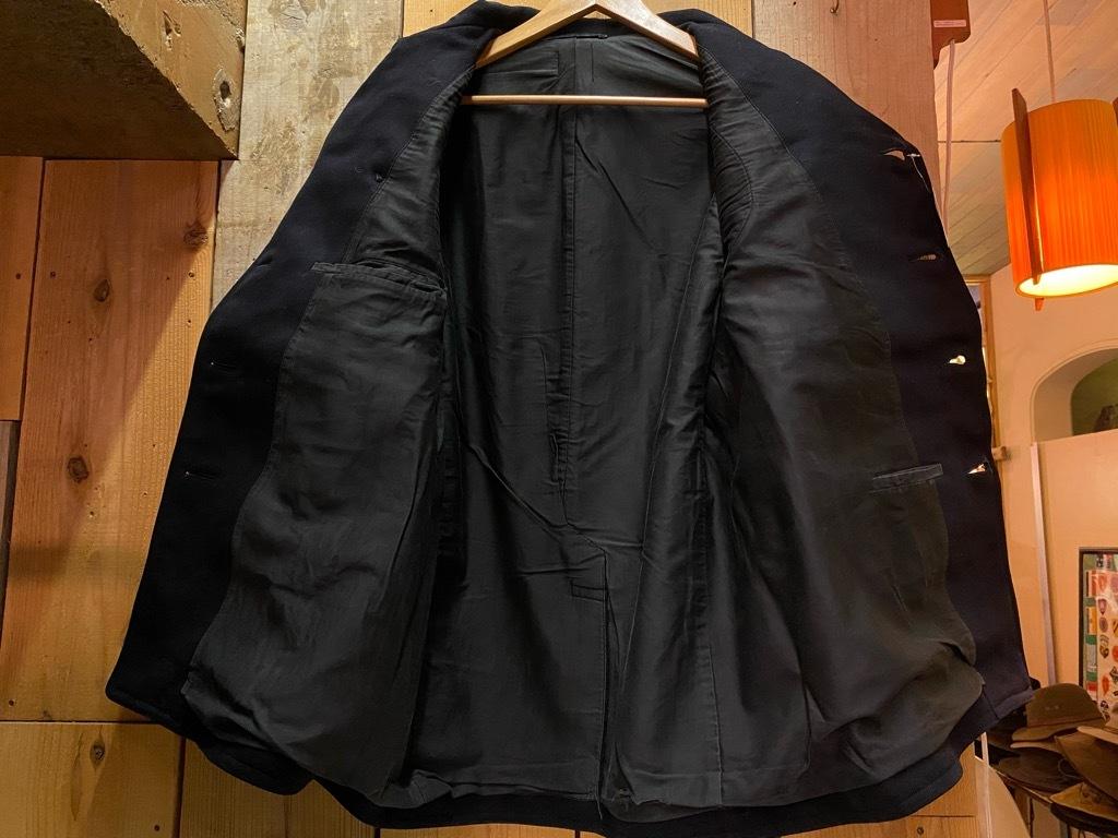 9月23日(水)マグネッツ大阪店冬物Vintage入荷日!! #6 U.S.Navy編!! N-1Deck,N-2Parka,DeckPants&10-ButtonP-Coat!!_c0078587_18444642.jpg