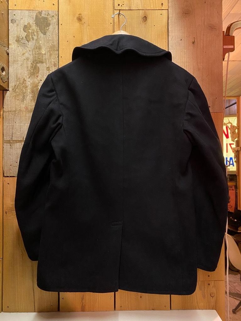 9月23日(水)マグネッツ大阪店冬物Vintage入荷日!! #6 U.S.Navy編!! N-1Deck,N-2Parka,DeckPants&10-ButtonP-Coat!!_c0078587_18445006.jpg