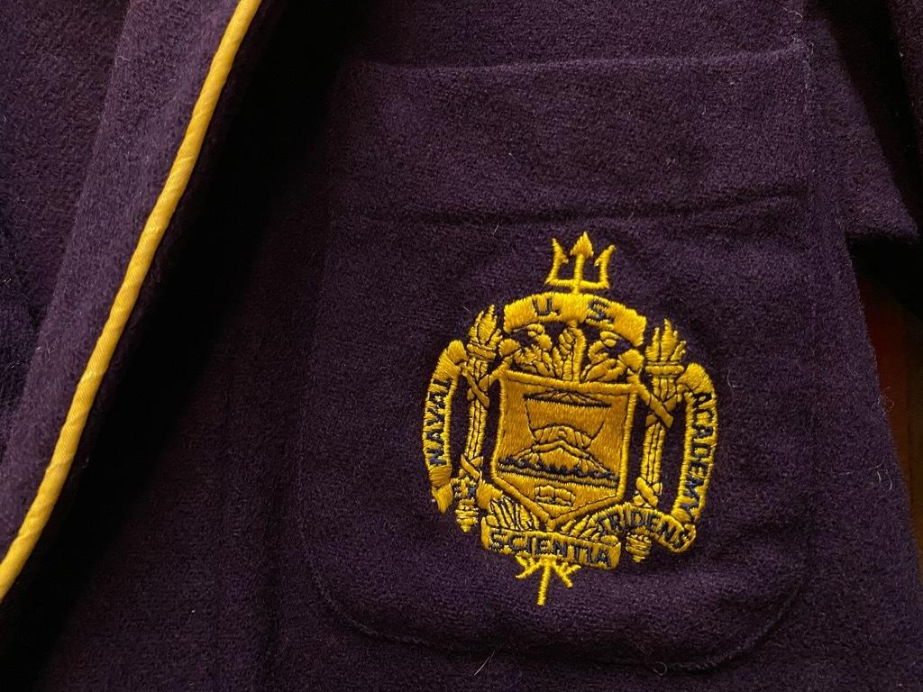 9月23日(水)マグネッツ大阪店冬物Vintage入荷日!! #6 U.S.Navy編!! N-1Deck,N-2Parka,DeckPants&10-ButtonP-Coat!!_c0078587_18500143.jpg